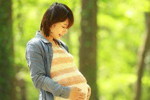 妊婦さんと歯科検診