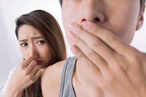 歯槽膿漏と口臭